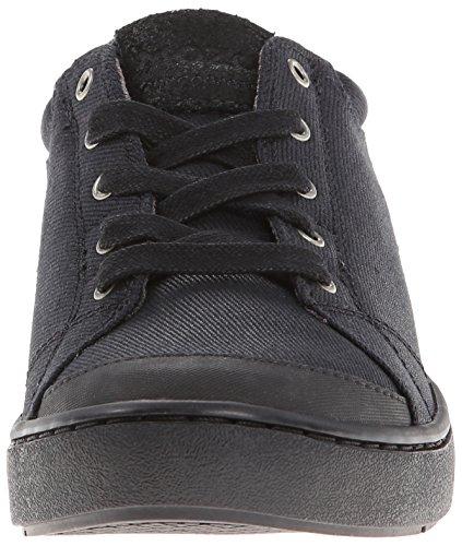 Mozo Womens The Maven Sneaker Black