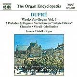 Dupré: Works for Organ, Vol. 4: 3 Preludes