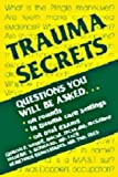 img - for Trauma Secrets, 1e by Gideon Naude MBChB FRCS(Edin) FRCS(Glasg) (1998-10-20) book / textbook / text book