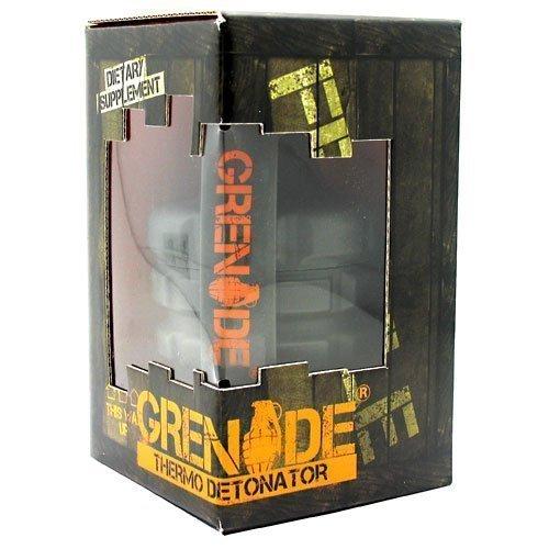 Universal Nutrition Grenade Thermo Detonator 100 Caps Fat Burner