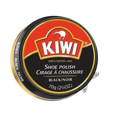 Kiwi Shoe Polish Paste, 2.5 Oz, Tan