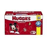 Huggies Snug and Dry Diapers Step 3 Giga Junior, 108 Count