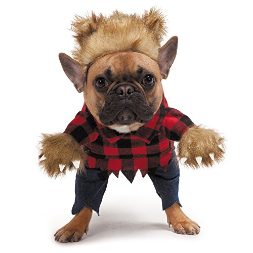 Werewolf Costume for Dogs