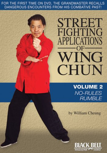 DVD : Street Fighting Applications Of Wing Chun: Volume 2: No-rules Rumble (DVD)