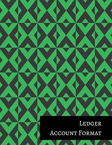 Download Ledger Account Format: 4 Column Columnar pdf epub