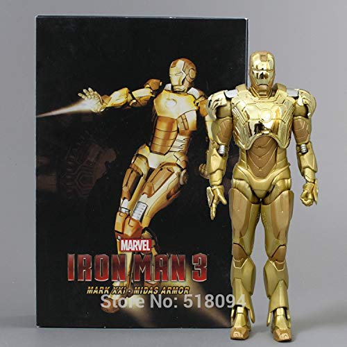 PAPBI Action Figure 7 inch Hot Toys Universe Comic Legends Series Hero Model Toy Figures Christmas Halloween Collectable Gift Mini Small Collectibles Collectible Big Large Gifts for Kids Baby -