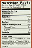 Plum Organics Super Smoothie, Apple, Carrot, & Spinach with Beans & Oats, 4 Ounce (Pack of 4)