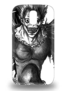 Tpu Galaxy Shockproof Scratcheproof Japanese Death Note Hard 3D PC Case Cover For Galaxy S4 ( Custom Picture iPhone 6, iPhone 6 PLUS, iPhone 5, iPhone 5S, iPhone 5C, iPhone 4, iPhone 4S,Galaxy S6,Galaxy S5,Galaxy S4,Galaxy S3,Note 3,iPad Mini-Mini 2,iPad Air )