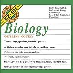 Barron's EZ-101 Study Keys: Biology, Second Edition   Eli C. Minkoff Ph. D.