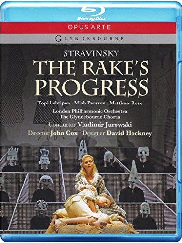 Topi Lehtipuu - Rake\'s Progress (Blu-ray)