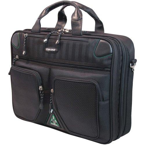 Mobile Edge MESFBC ScanFast Briefcase (Mobile Edge Mens Briefcase)
