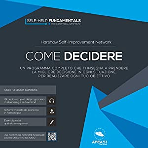 Come decidere (Self-help Fundamentals) Audiobook
