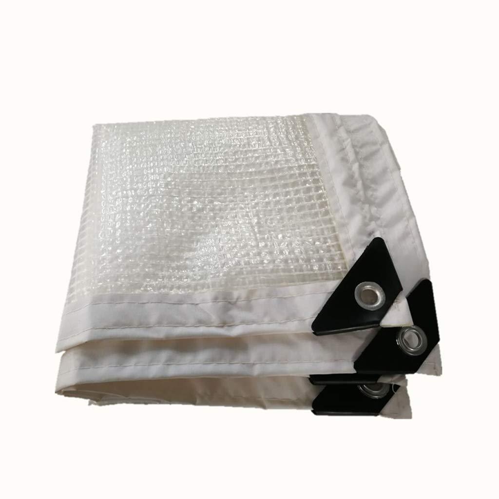 Tent DUANJIANYUN- Transparente Windel, Dicke Wasserdichte Plastikfolie, geeignet für Gartengewächshaus (Multi Größe optional) (größe   2  9m)
