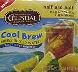 Celestial Seasonings Tea Cool Brew Hlf&Hlf 40 Bg - Best Reviews Guide