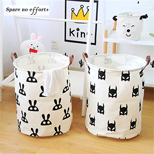(Laundry Basket Dirty Cloth Cartoon Castle Baby Clothes Baskets Waterproof Storage Basket for Toys Organzier Folding Storage Bags)