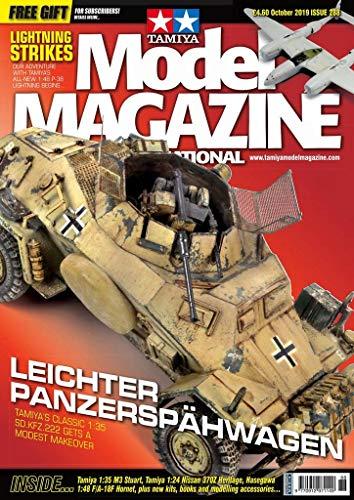 Tamiya Model Magazine International (Tamiya Magazine)