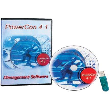 PowerCon Pro 4.1 EverFocus Remote Network Management Software ()