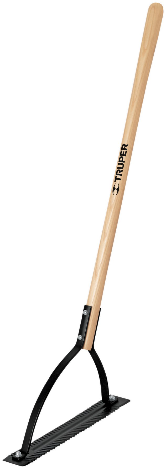 Truper 30307 Tru Tough Weed Cutter, Serrated, Sharpened Blade, 30-Inch Handle