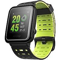 Bluetooth Silicone Pedometer Waterproof Smartwatch Key Pieces