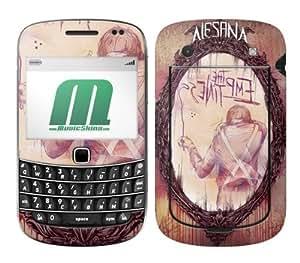 Zing Revolution MS-ALKT10001 iPhone 2G-3G-3GS- Alkaline Trio- Crimson Skin