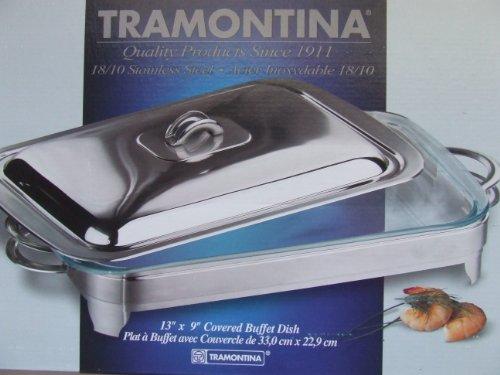 Tramontina Covered Buffet Dish