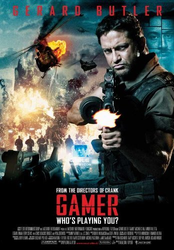 (Gamer POSTER Movie (27 x 40 Inches - 69cm x 102cm) (2009) (Style C))