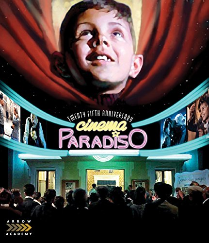 Cinema Paradiso (Special Edition) [Blu-ray] (Fabric Paradise Collection)
