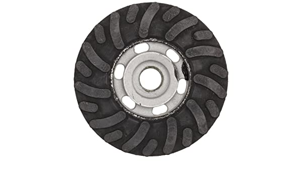 5//8-11 Thread Size 4 Diameter Weiler Tiger Back-Up Pad For Resin Fiber And AL-tra Cut Disc