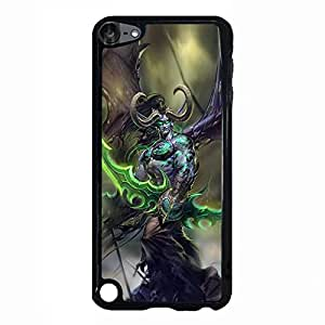 New Style World of Warcraft Horde Phone Case For Ipod Touch 5th Generation WOW Hot Pattern