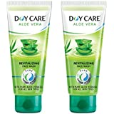 Doy Care Revitalizing Aloe Vera Face Wash, 100ml with Free Face Wash, 100ml