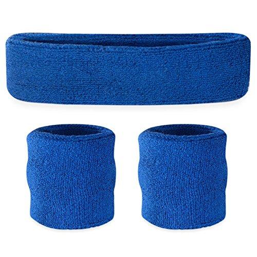 Suddora Sweatband Set Headband Wristbands product image