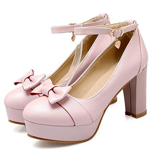 DoraTasia Damen Modern A Pink