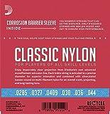 D\'Addario EJ27H Student Nylon Classical Guitar Strings, Hard Tension