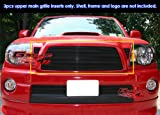 2006 toyota tacoma grill - 05-2010 Toyota Tacoma Black Billet Grille Grill Insert Insert