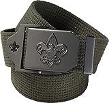 Boy Scouts Web Belt (xl 60'')