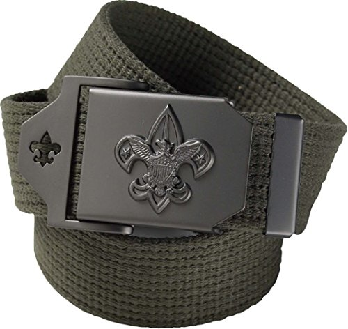Boy Scouts Web Belt (xl 60'') by Boy Scouts of America