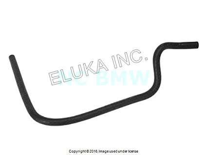 Porsche Water Hose from Radiator Overflow Fitting 944 944 S2 944 Turbo 968