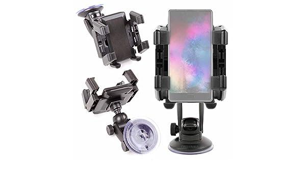 DURAGADGET Soporte con Abrazaderas para Smartphone Maze Alpha X ...