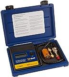 Yellow Jacket 69075 SuperEvac LCD Vacuum Gauge Full Range Complete In Case