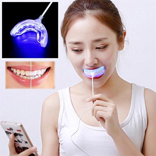 2Pcs Teeth Oral Care Whiten Brush - 3