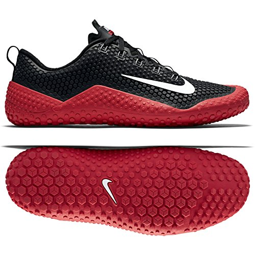 timeless design 32564 4ff92 Nike Free Trainer 1.0 Black Anthracite Red 807436-010 Men s Training Shoes  (size 11.5) - Buy Online in Oman.   Shoes Products in Oman - See Prices, ...