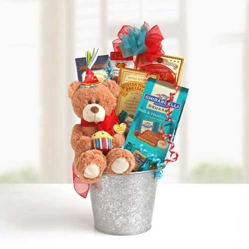 Brithday Princess Happy Birthday Gift Basket For Her