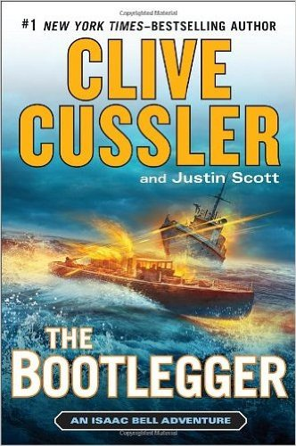 An Isaac Bell Adventure: The Race 4 by Justin Scott and Clive Cussler (2011,...