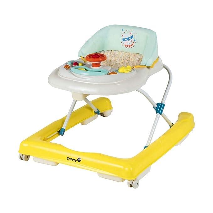 Safety 1st Ludo 2757949001 Andador para bebé, color gris ...