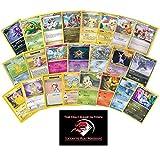 100 Pokemon Beginner's Starter Set with Learn to Play Pokemon Instructions