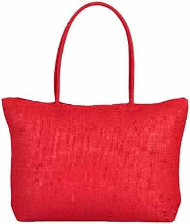 0c2e5b3113a7 Shopping 3 Stars & Up - Straw - Reds - Handbags & Wallets - Women ...