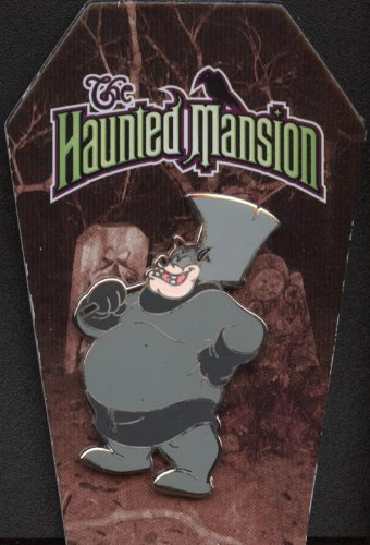 (Disney Pin - The Haunted Mansion - Mystery Pin - Executioner Pete)