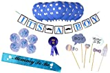 Baby Shower Decorations Kit For Boys