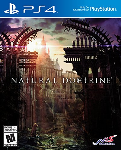 NAtURAL DOCtRINE - PlayStation 4 (Doctrine Ps4 Natural)