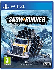 Snowrunner R3 - PlayStation 3 and PlayStation 2